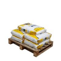 Pallet zouttabletten 5 zakken 25 kg