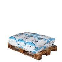 Pallet Zoutkristallen 10 zakken 25 kg