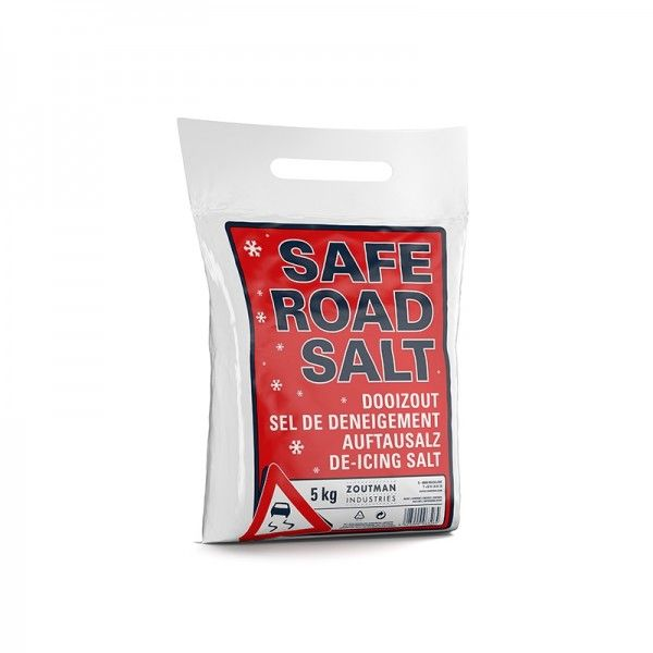 Strooizout 'SAFE ROAD SALT'