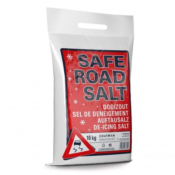 strooizout safe road salt 10 kg