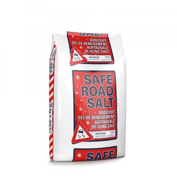 strooizout safe road salt 25 kg