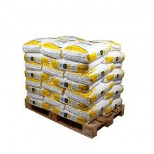 Pallet zouttabletten 40 zakken 25 kg