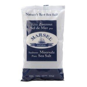 Fijn zeezout 1 kg zakje