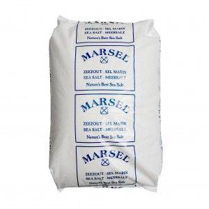 Extra fijn zeezout 'MARSEL'
