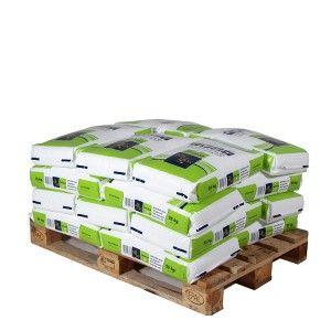 Pallet granulair zout 20 zakken 25 kg