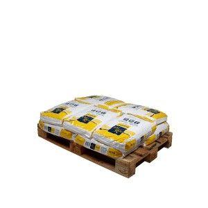 Pallet zouttabletten 10 zakken 25 kg