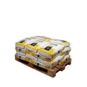 Pallet zouttabletten 20 zakken 25 kg