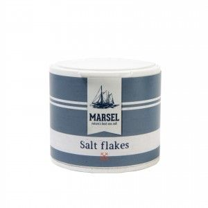 Salt flakes 100 g potje