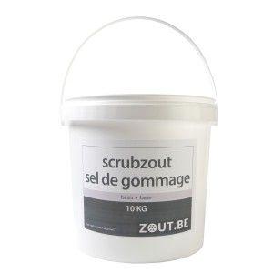 Scrubzout (geur- en kleurloos)