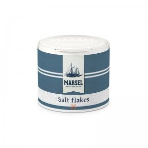 Salt flakes 100 g potje