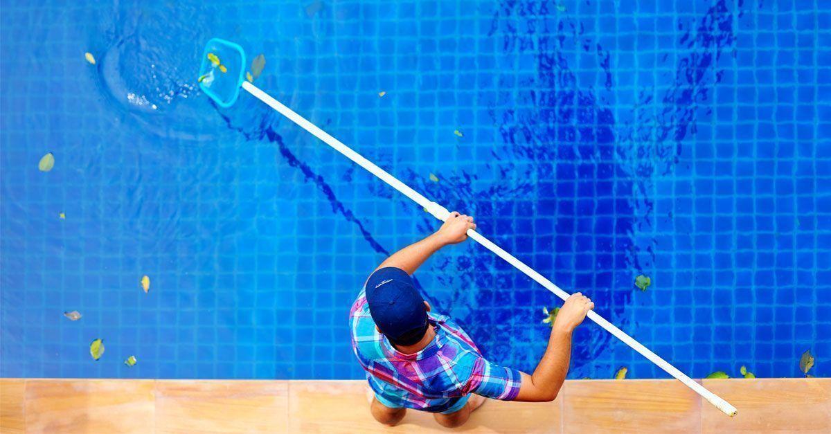 zwembad zomerklaar maken
